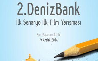 2. Denizbank İlk Senaryo İlk Film Yarışması