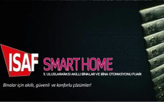 ISAF Smart Home Fuarı