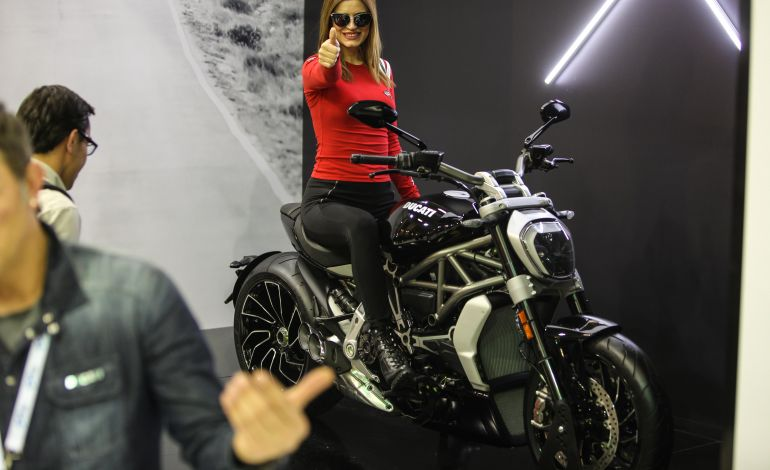 Eurasia Moto Bike Expo Fuarı