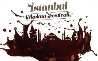 İstanbulda Çikolata Festivali