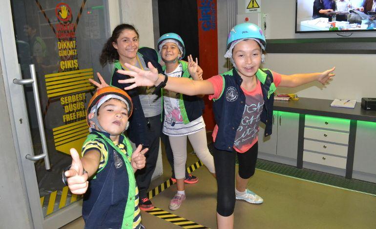 KidZania'da Açık Havada Yaz Okulu Keyfi Sürüyor!