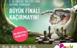 9. Geleneksel Maltepe Park Satranç Turnuvası