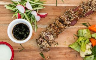 Bonfileden Sushi Olur Mu?