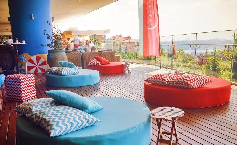 Bu Yazın Keyfi: Sabbia Beach Bar'da Çıkar!