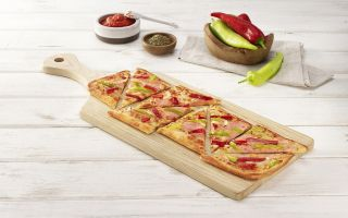 Fitza'yla Pizza Yer, Fit Kalırsınız!