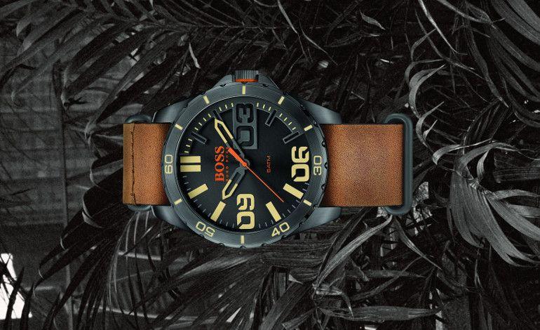 Boss Orange Watches Özgür Ruhunu Saat Modellerine Yansıtıyor