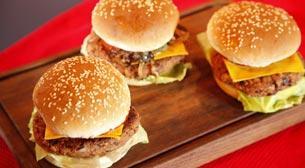 9 - 12 Yaş Mini Gurme Burger