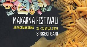 Makarna Festivali Tüm Gün
