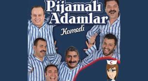 Pijamalı Adamlar
