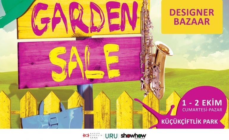 Garden Sale (1 - 2 Ekim)