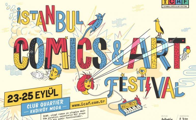 İstanbul Comics And Art Festival 3.