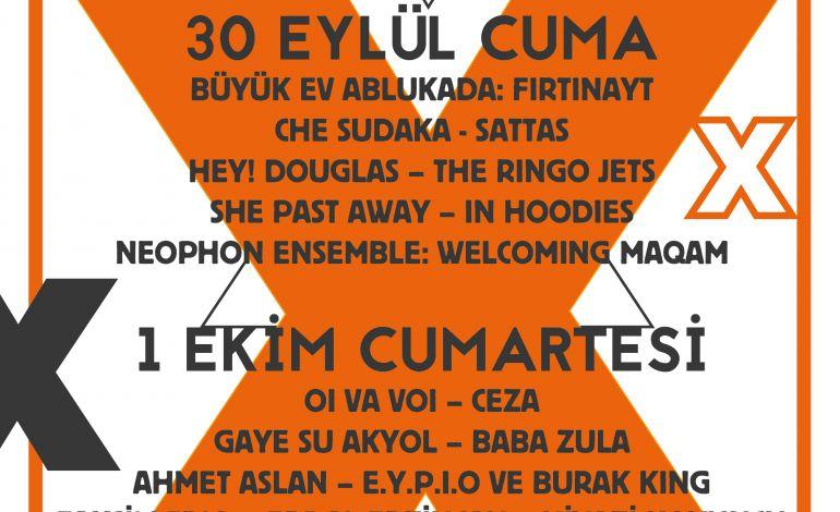MIX Festival-30 Eylül