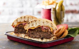 Lab Burger İle Etin Lezzetini Hissedin!