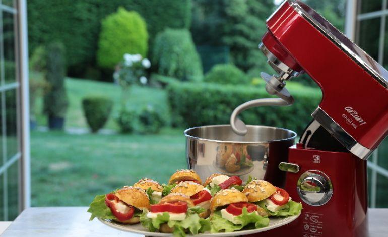 Mutfağınızın Yeni Şefi: Arzum Crustmix Stand Mikser