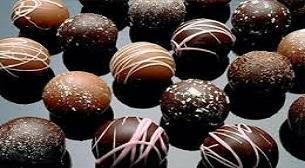 3 - 5 Yaş Çikolata Toplar