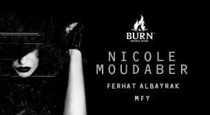 Burn presents: Nicole Moudaber