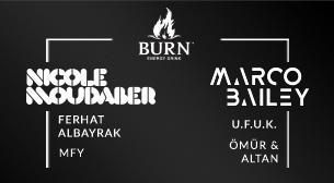 Burn Weekender: Nicole Moudaber & M