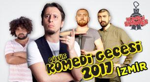 Büyük Komedi Gecesi - İzmir