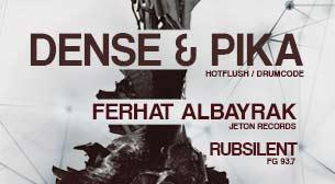 Dense & Pika at Warehouse