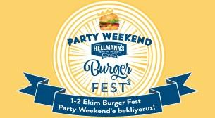 Hellmann's Burger Fest. 1 Ekim