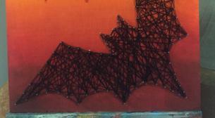 Masterpiece String Art - Yarasa