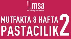 MSA-Mutfakta 8 Hafta-Pastacılık 2