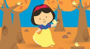 Pamuk Prenses Mikroplar Ülkesinde