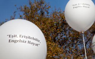Beyaz Baston ve Erişilebilirlik Festivali Başlıyor