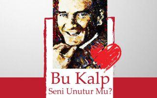 Bu Kalp Seni Unutur Mu? Atatürk Resimleri Sergisi