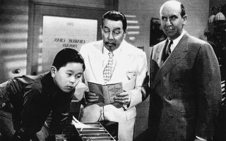 Charlie Chan Olimpiyatlarda 1937
