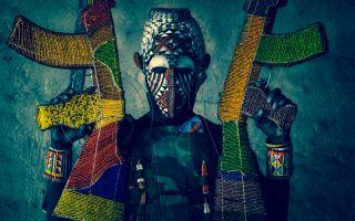 No Lab, NY Ve Londra'yı Sarsan Afrika Sanatını İstanbul'a Getiriyor