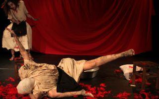 Şatonun Altında - Fiziksel Tiyatro Araştırmaları