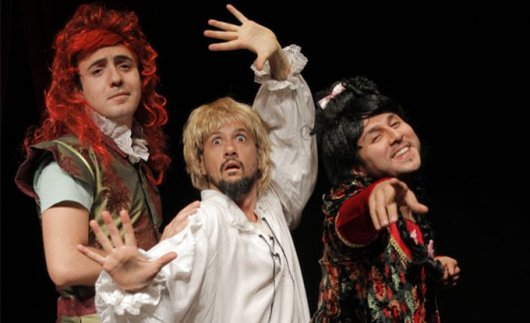 Shakespeare'in Bütün Eserleri