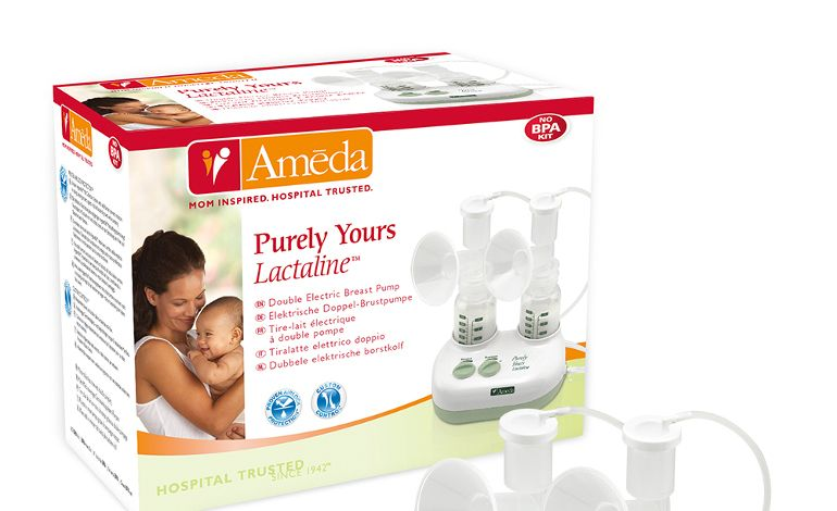 Ameda Doğumdan İtibaren Bebeğinizin Beslenmesi İçin En Büyük Yardımcınız Olmaya Devam Ediyor