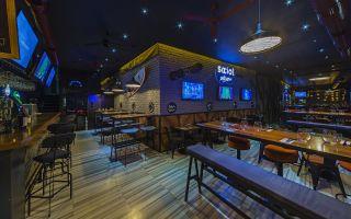 Heyecan ve Rekabetin Keyfini 'Social Sports Pub&Kitchen'da Çıkartın!