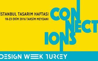 Istanbul Design Week 2016 Başladı