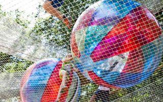 Macera Parkları Sağlıklı Yaşama Davet Ediyor