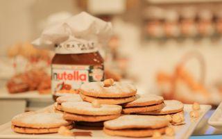 Türkiye'nin İlk ve Tek Nutella Cafe'si Eataly İstanbul'da Açıldı!