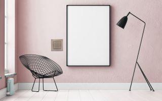 Bu Yılın Trend Rengi 'Roze' Legrand Anahtar-Priz Serisinde