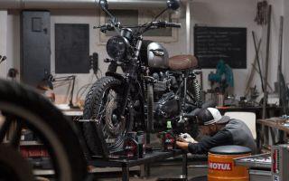 El Emeği Göz Nuru Motosikletiniz İçin Motul'u Tercih Edin