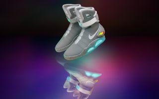 Nike Mag Değerli Bir Amaç için Satışa Çıkıyor