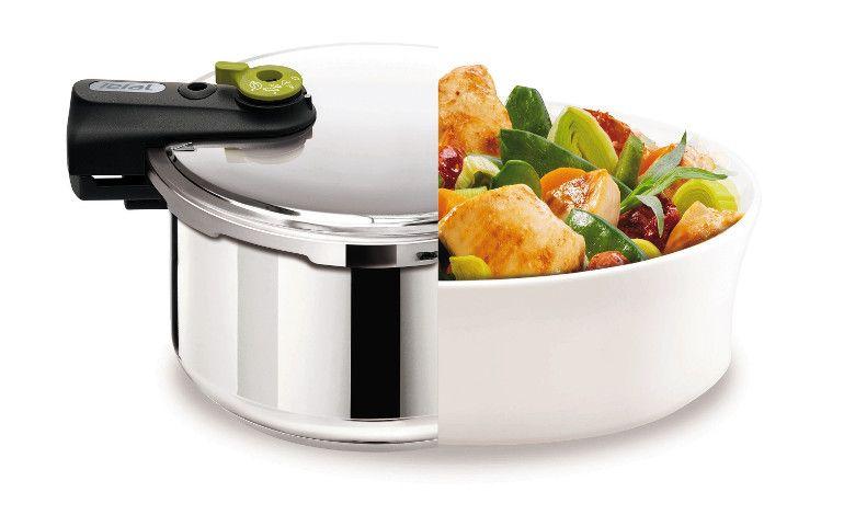 Tefal Optima İle Sebze Ve Etlerinizi Tam Kıvamında Pişirebilirsiniz