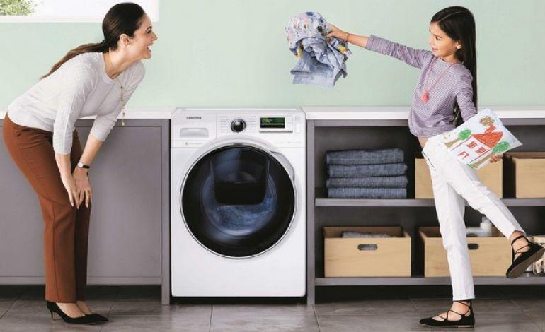 Yeni Nesil Bir Çamaşır Makinesi