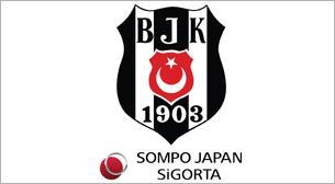 Beşiktaş Sompo Japan 2016-2017