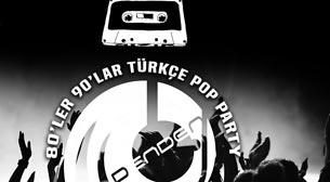 Dj Denden 80 ler 90 lar Türkçe Pop