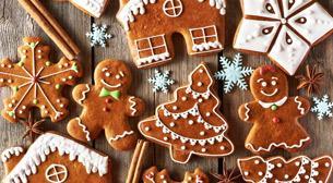 Anne ve Çocuk Geleneksel Noel Kurab