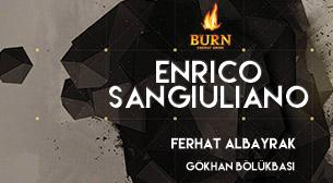 Burn Energy Drink presents: Enrico