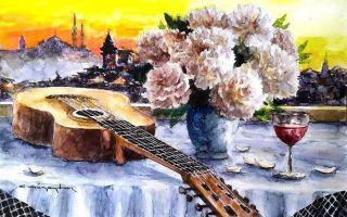 Celal Günaydın İstanbul… İstanbul… Suluboya Resim Sergisi