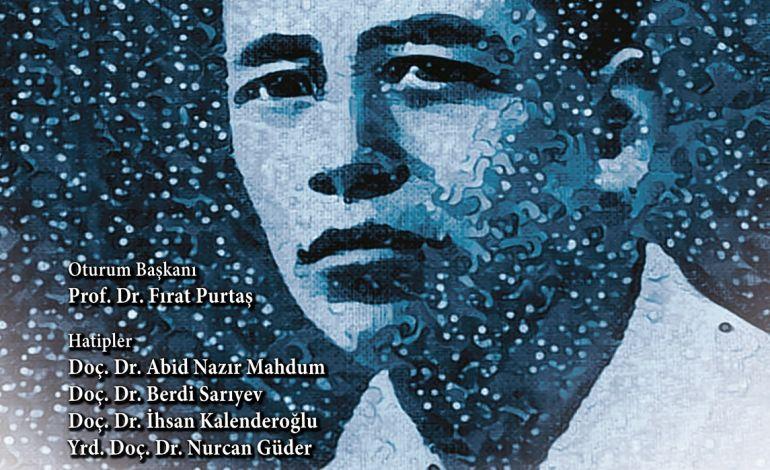 Doğumunun 110. Yılında Nurmırat Sarıhanov Özel Etkinliği