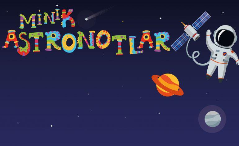 Minik astronotlar Zorlu'da